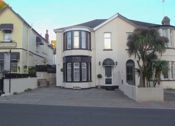 Thumbnail 6 bed semi-detached house for sale in Avenue Road, Torquay