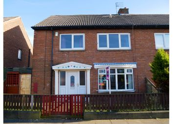 Thumbnail 4 bed semi-detached house for sale in Cloister Walk, Jarrow