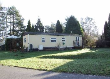 Thumbnail 1 bed mobile/park home for sale in Partridge Place, Turners Hill, West Sussex