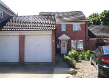 Thumbnail 3 bed detached house for sale in Denton Close, Kempston, Bedford, Bedfordshire