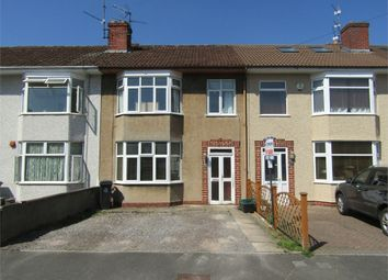 Thumbnail 3 bed terraced house for sale in Jean Road, Brislington, Bristol