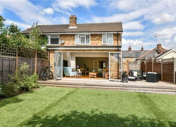 Thumbnail 4 bed semi-detached house for sale in Glebe Road, Chalfont St. Peter, Gerrards Cross