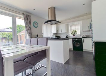 Thumbnail 4 bed semi-detached house for sale in St. Marys Drive, Thorngumbald, Hull