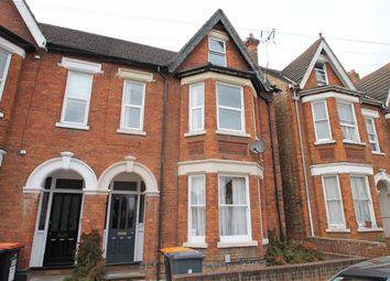 Thumbnail 2 bed flat for sale in Goldington Avenue, Bedford