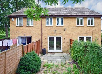 Thumbnail 2 bed terraced house for sale in Clover Bank View, Walderslade, Chatham, Kent