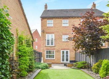 Thumbnail 3 bed semi-detached house for sale in Bridgemere Close, Westcroft, Milton Keynes, Bucks