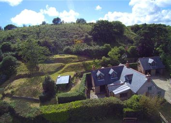 Thumbnail 3 bed detached house for sale in Ryall Road, Ryall, Bridport, Dorset