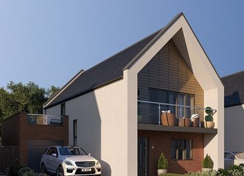 "Thumbnail 4 bed property for sale in ""The Stray"" at Blanchard Road, Tadpole Garden Village, Swindon"