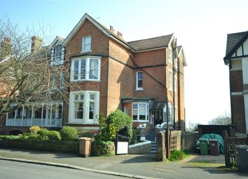 Thumbnail 2 bed flat to rent in Pevensey Road, St Leonards On Sea, East Sussex