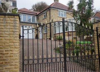 Thumbnail 4 bedroom detached house for sale in Shore Road, Ventnor
