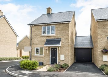 Thumbnail 3 bedroom detached house for sale in Carmello Close, Carterton