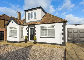 Thumbnail 4 bed detached bungalow for sale in 16 Craigmount Place, Edinburgh
