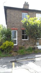 Thumbnail 2 bed end terrace house for sale in St Peters Road, Brentwood