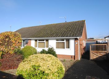Thumbnail 2 bed semi-detached bungalow for sale in Selborne Road, Bishops Cleeve