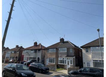 Thumbnail 3 bed semi-detached house for sale in Reva Road, Liverpool