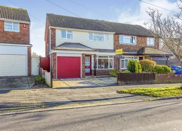Thumbnail 3 bed semi-detached house for sale in Corbett Road, Waterlooville