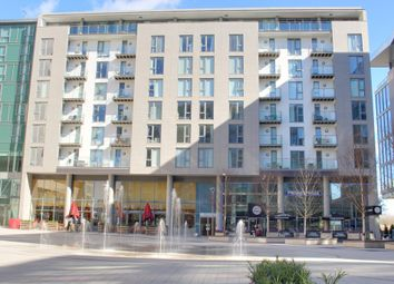 Thumbnail 1 bedroom flat to rent in Mortimer Square, The Hub, Milton Keynes