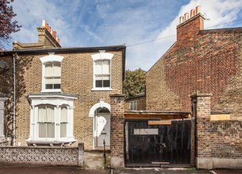 Barlborough Street, New Cross SE14. 3 bed end terrace house