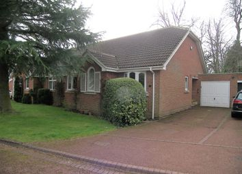 Thumbnail 3 bedroom bungalow for sale in Richmond Mews, Gosforth, Newcastle Upon Tyne