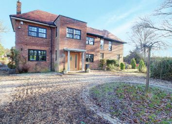 Thumbnail 5 bed detached house for sale in Little Berkhamsted Lane, Little Berkhamsted, Hertford