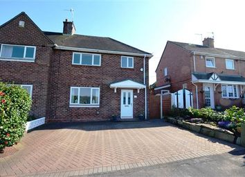 Thumbnail 3 bed semi-detached house for sale in Coniston Grove, Clayton, Newcastle