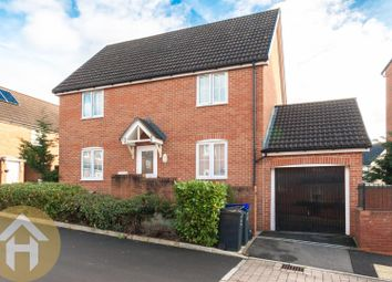 Thumbnail 4 bed detached house for sale in Beaufort Avenue, Royal Wootton Bassett, Swindon