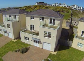 Thumbnail 5 bed detached house for sale in The Rise, Trearddur Bay, Holyhead, Anglesey
