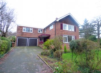 Thumbnail 4 bed detached house to rent in Lucknow Avenue, Mapperley Park, Nottingham