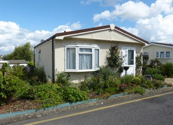 Thumbnail 2 bed bungalow for sale in Bungalow Park, Holders Road, Amesbury, Salisbury