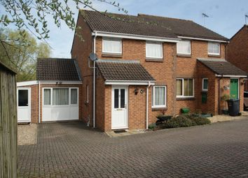 Thumbnail 3 bed semi-detached house to rent in Coachways, Andover