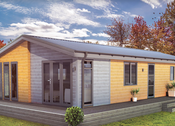Thumbnail 2 bedroom lodge for sale in Glebe Road, Bowness-On-Windermere, Windermere