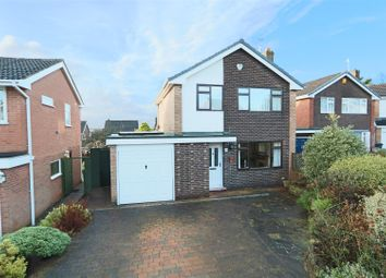 Thumbnail 3 bed detached house for sale in Dereham Drive, Arnold, Nottingham