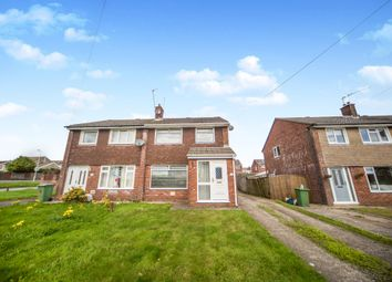 Thumbnail 3 bed semi-detached house for sale in Calderton Road, Beddau, Pontypridd