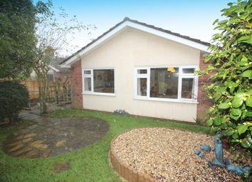 Thumbnail 3 bed detached bungalow for sale in Gravelfield Close, Norwich