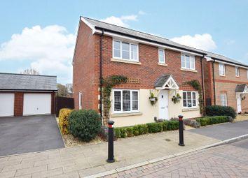 Thumbnail 4 bed detached house for sale in Guillemot Street, Jennett's Park, Bracknell, Berkshire