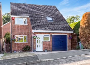 Thumbnail Detached house for sale in Piping Close, Colden Common, Winchester
