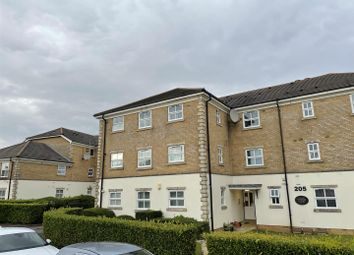 Thumbnail 2 bed flat to rent in Great North Way, London