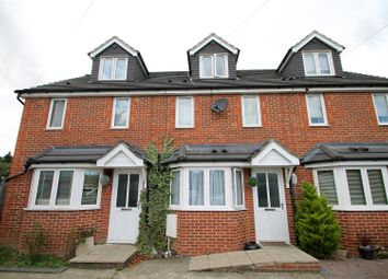 Thumbnail 4 bedroom town house for sale in Dashwood Road, Gravesend