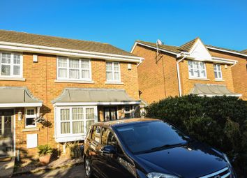 Thumbnail 3 bed terraced house for sale in Sunlight Close, London