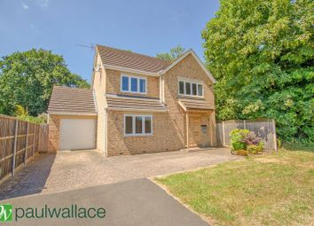 Thumbnail 4 bed detached house for sale in Park Lane, Broxbourne