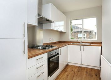 Thumbnail 1 bed flat for sale in Overstone Road, London
