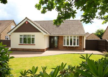 Thumbnail 2 bed detached bungalow for sale in Haglane Copse, Pennington, Lymington, Hampshire