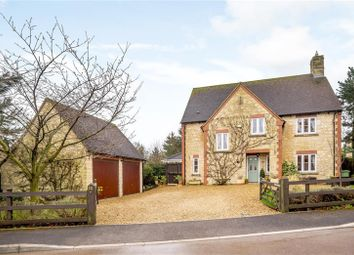 Thumbnail 4 bed detached house for sale in Smith Barry Road, Upper Rissington, Cheltenham