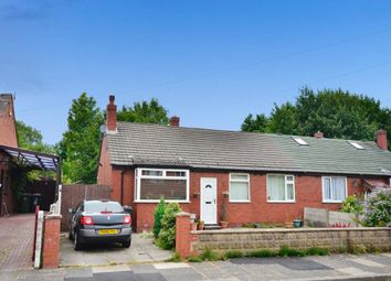 Thumbnail 3 bed bungalow for sale in Brookhouse Avenue, Farnworth, Bolton