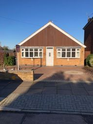 Thumbnail 2 bedroom bungalow to rent in Hylion Road, Aylestone