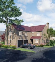 Thumbnail 5 bed detached house for sale in Taylor Way, Swanwick, Alfreton