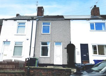 Thumbnail 2 bed semi-detached house for sale in Burnell Street, Brimington, Chesterfield