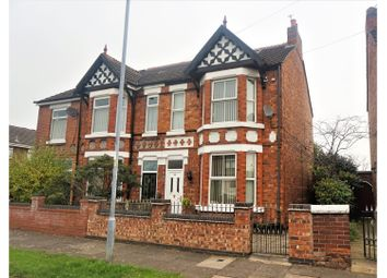 Thumbnail 4 bed semi-detached house for sale in Mclaren Street, Crewe