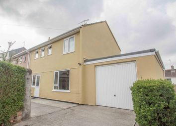 Thumbnail 3 bed end terrace house for sale in Caxton Gardens, Plymouth