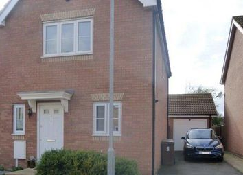 Thumbnail 3 bed semi-detached house to rent in Gregory Gardens, Abington, Northampton